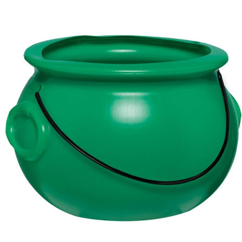 St. Patrick's Day Green Pot of Gold | 1ct