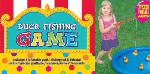 Duck Fishing Game | 7 Pieces
