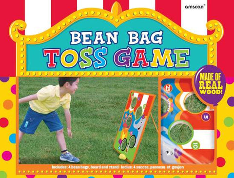 Bean Bag Toss Game | 6 Pieces