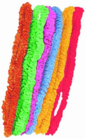 Luau Boxed Polyester Lei Assortment | 50ct