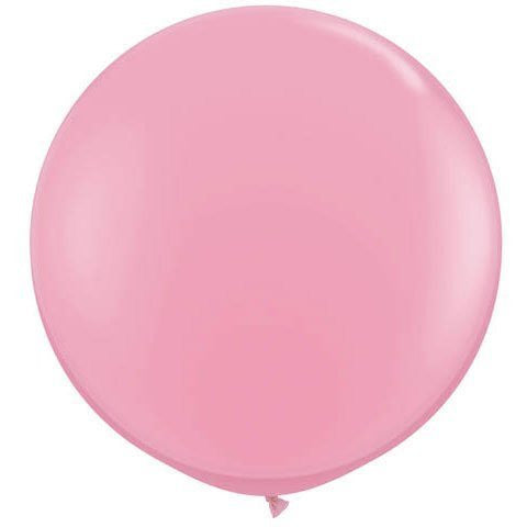 Pink Latex Balloons, 36'' | 2 ct