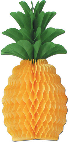 Pineapple Honeycomb Centerpiece, 12'' | 1 ct