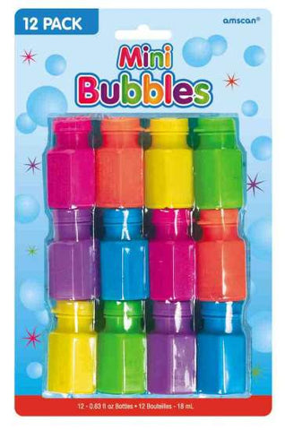 Bubble Mini Pack | 12ct