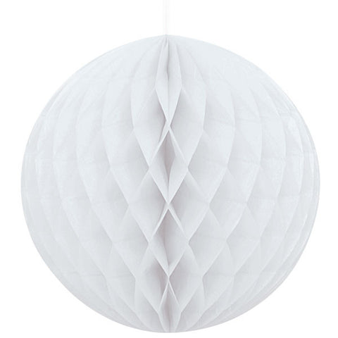 White Tissue Ball | 12''