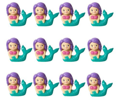 Mermaid Squirt Toy | 12ct