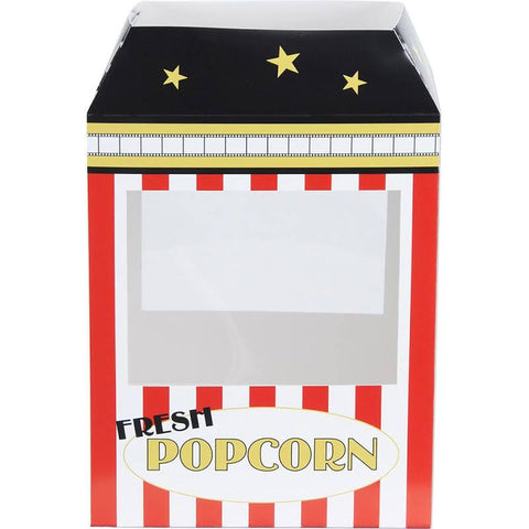 Popcorn Machine Centerpiece | 1 ct