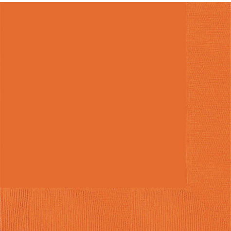 Orange Peel Dinner Napkins | 20ct