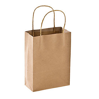 Medium Gift Bag - Brown | 1ct