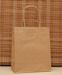 "Small Brown Paper Bag, 5.75"" x 4.5"" 