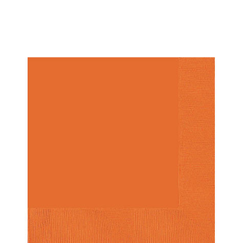 Orange Peel Lunch Napkins | 50ct