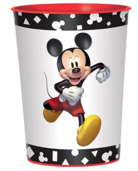 Mickey Mouse Plastic Favor Cup 16oz | 1ct
