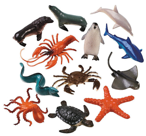 Sea Animals | 12ct