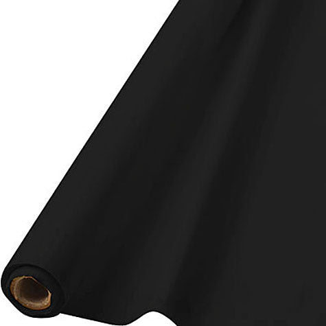 Jet Black 100 ft. Table Roll | 1ct