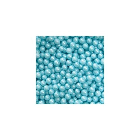 Blue Sugar Pearls | 5 Oz.