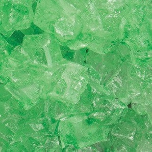 Green Lime Rock Candy | 5 Lbs.