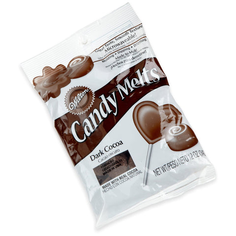 Wilton Dark Cocoa Candy Melts | 12oz