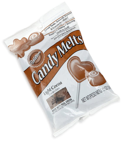 Wilton Light Cocoa Candy Melts | 12oz