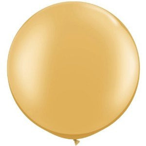 Metallic Gold Balloon, 30'' | 1 ct