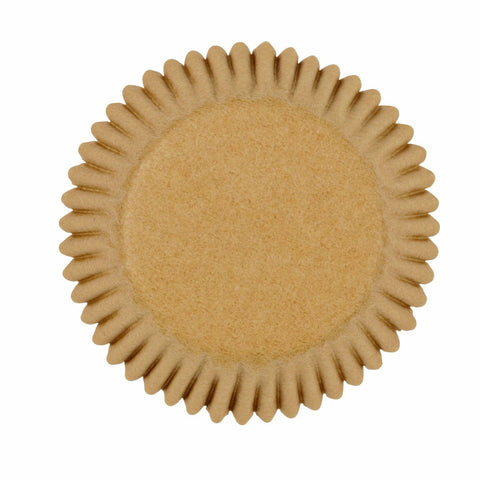 Unbleached Mini Baking Cups | 100 ct