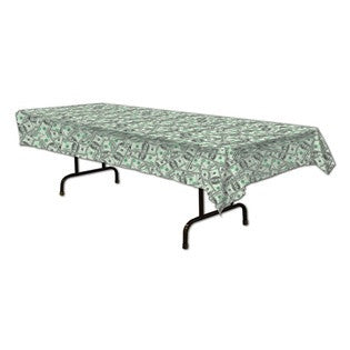 "Big Bucks Tablecover | 54"" x 108"""