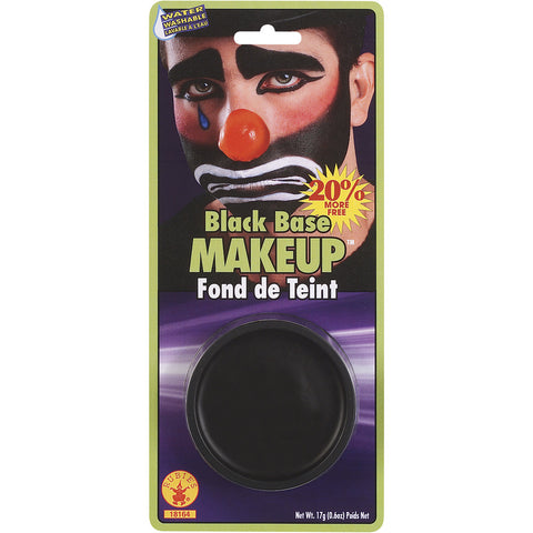Black Base Makeup | .4oz (11g)