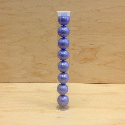 Pearl Lavender Gumball Tube