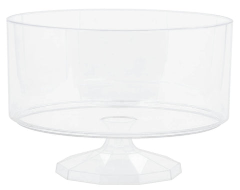 Medium Trifle Container, 7 3/8'' | 1 ct