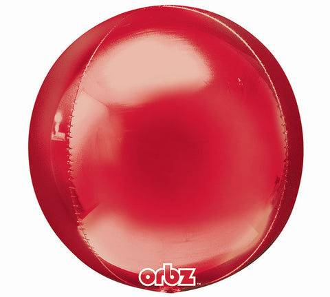 Red Circle Orbz, 17 ct | 1 ct