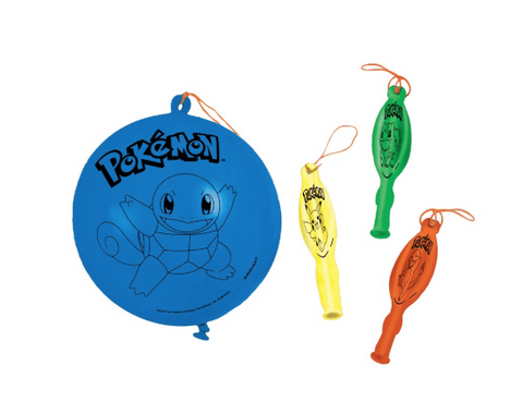 Pokemon Punch Balloon | 4ct