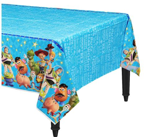 Toy Story Party Table Cover | 1ct