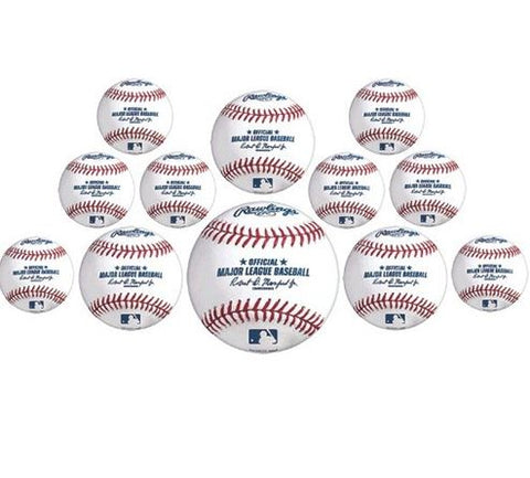 Major League Baseball Cutouts | 12ct