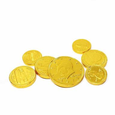 Fort Knox Milk Chocolate Gold Coins Assorted Sizes | 2oz.