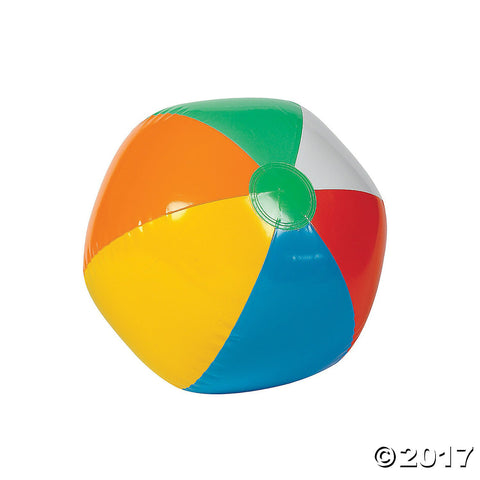 Inflatable Beach Balls 14in