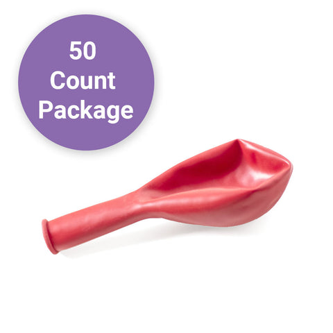 "Ruby Red, Qualatex 11"" Latex Balloon 