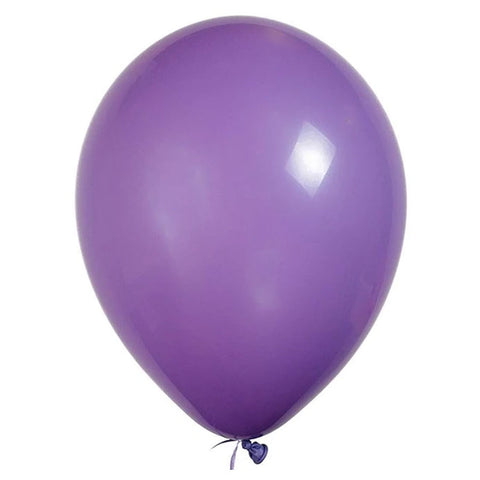 Spring Lilac,  11'' Latex Balloon | 1 ct With Helium and Hi-Float