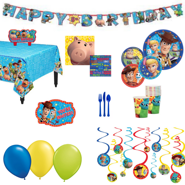 Toy Story Party Packs