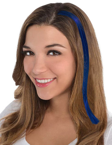 Blue Hair Extension | 1ct