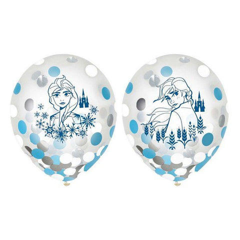 Frozen 2 Party Latex Balloons | 3ct