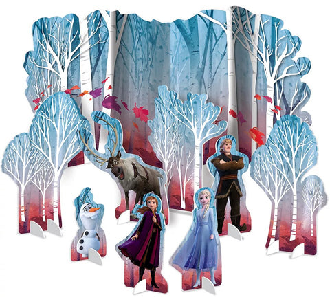 Frozen 2 Table Decorating Kit | 1ct