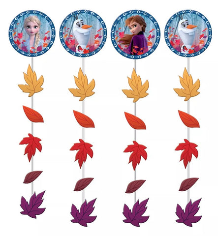 Frozen 2 Hanging String Decoration | 6pc