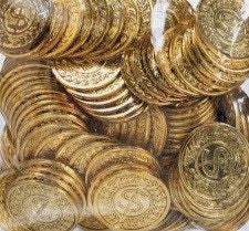 Gold Coins | 400ct