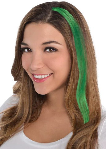 Green Hair Extension | 1 Piece