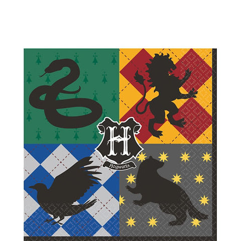 Harry Potter Lunch Napkins 6.5"