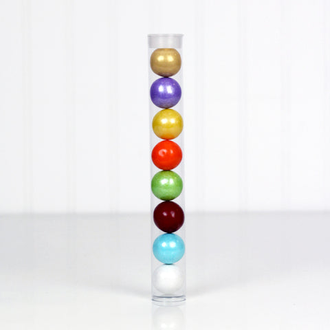 Multicolored Gumball Tube | 1 ct