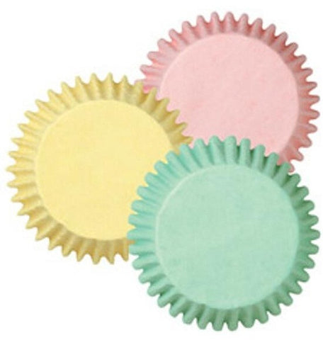 Assorted Pastel Baking Cups | 75ct