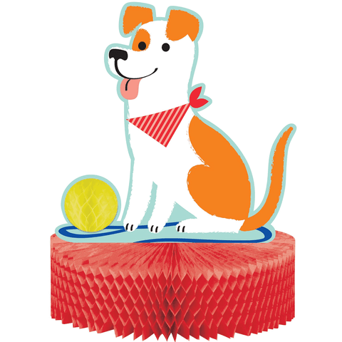 Pawesome Dog Party Centerpiece | 1ct