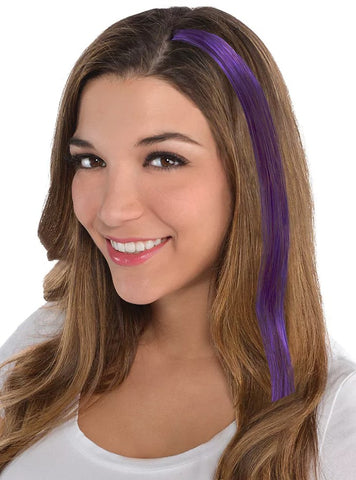 Purple Hair Extension | 1 Piece