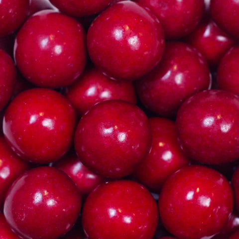 Red Gumballs 1"