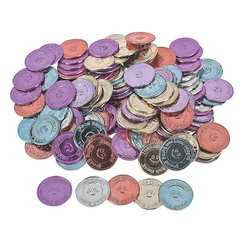 Being Good Plastic Coins | 144ct