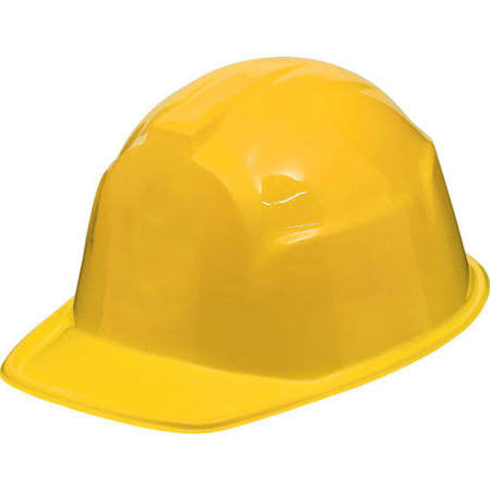 Yellow Construction Hat | Adult